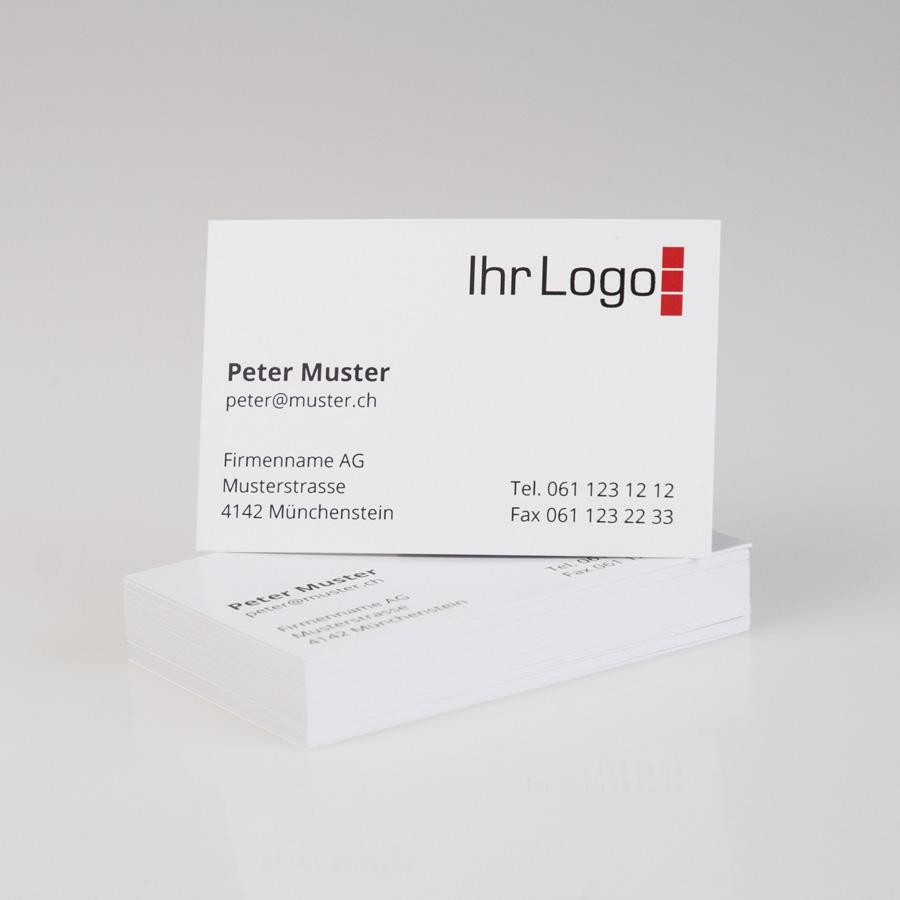 Individuelle Visitenkarten Drucken Schnell Und Preiswert